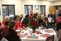 Holiday luncheon a success