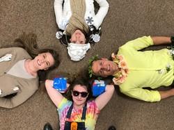GMU Staff & Faculty Have Fun During Spirit Week