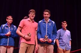 GMU First-Quarter Awards for Grades 7 through 12