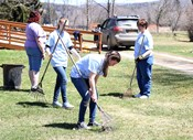 G-MU hosts annual cleanup day