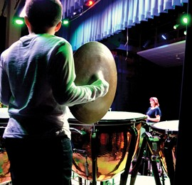GMU's music programs carry on strong tradition