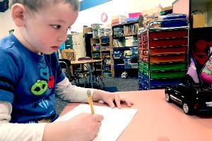 Student writing (3/2020)