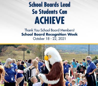 School Board Recognition flyer (10/2021)