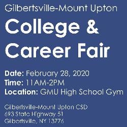 College & Career Fair is Feb. 28
