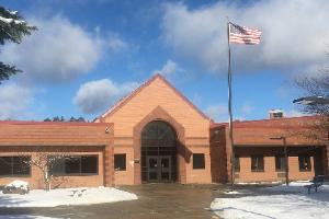 GMU building (3/2020)