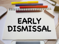 Early Dismissal on notebook (10/2020)