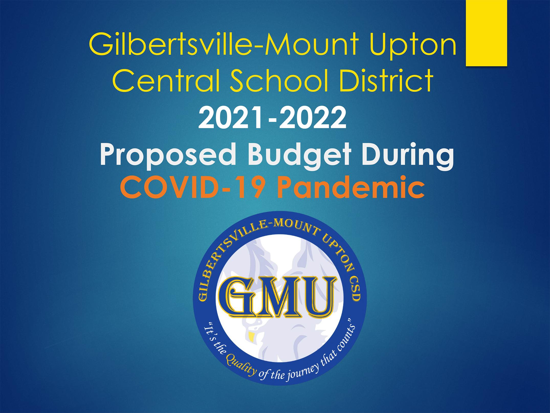 Budget Presentation Cover (4/2021)