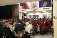 Holiday luncheon 2017