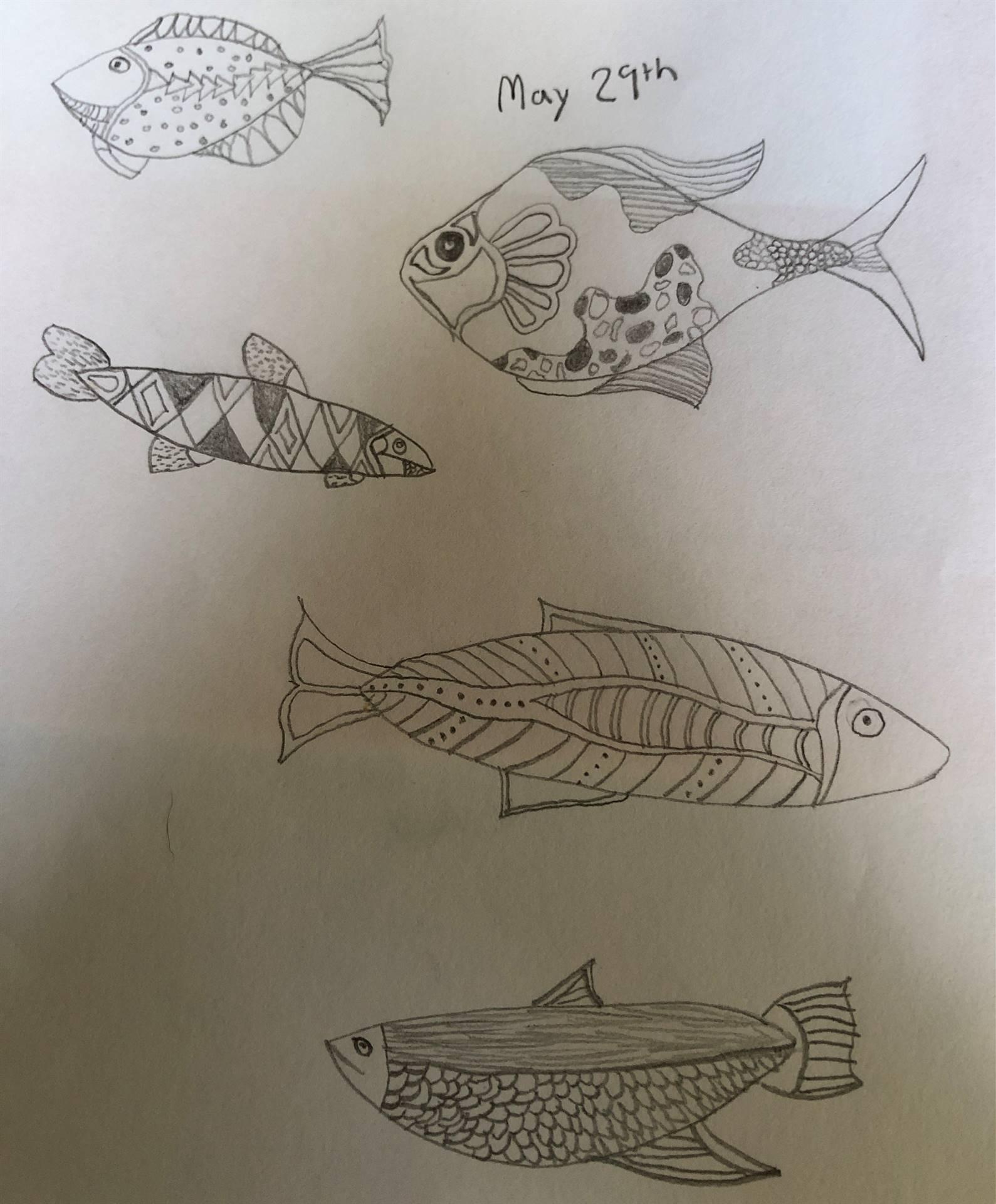 June 2020 Student Artwork 2