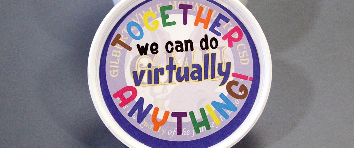 Together we can do virtually anything illustration (9/2020)