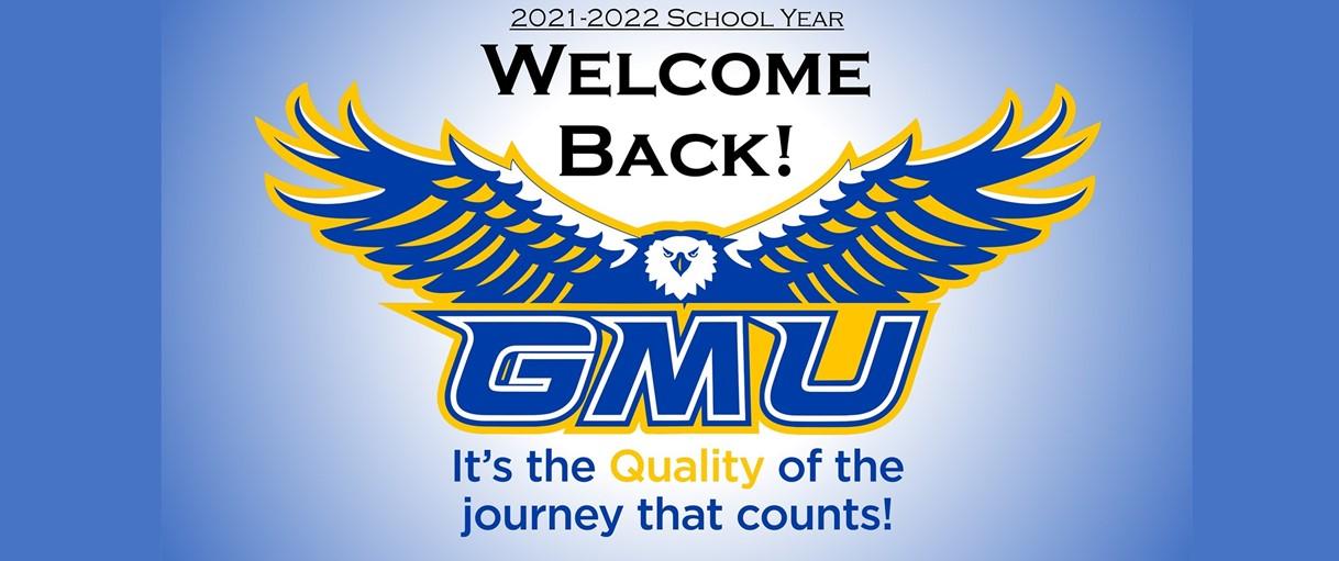 Welcome Back! GMU