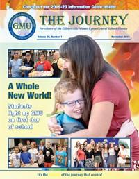 GMU Newsletter Cover 2019 Fall