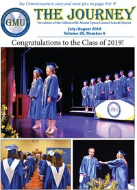 GMU Newsletter Cover 2019 July-August