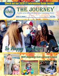 GMU Newsletter Cover 2020 Fall