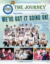 GMU Newsletter Cover 2020 Winter