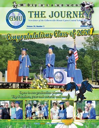 GMU Newsletter Cover 2020 Summer