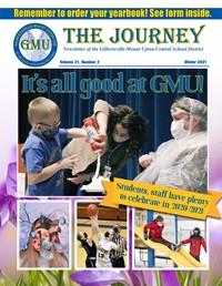 GMU Newsletter Cover 2021 Winter