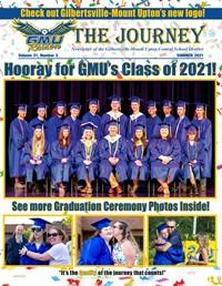 GMU Newsletter Cover 2021 Summer